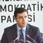 Demirtaş'tan Cumhurbaşkanı ve Başbakan hakkında suç duyurusu