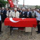 Nejdet İnanç, Yeniköy'de toprağa verildi
