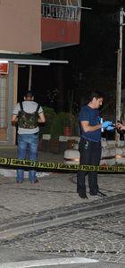 AK Parti mahalle temsilciliği önünde patlama
