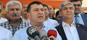 CHP heyeti, IŞİD için Adıyaman'da