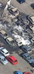 Bin Ladin'in ailesi İngiltere'de düşen uçaktaydı iddiası