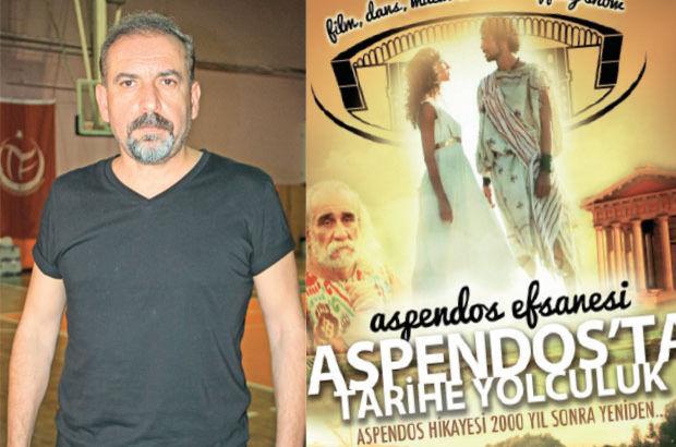'Aspendos Efsanesi' başlıyor