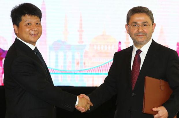 Turkcell Ve Huawei'den 5g'de İşbirliği