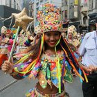 İstiklal Caddesi'nde Rio havası!