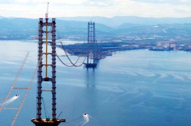 Körfez Köprüsü'den 2016 Mart sonunda geçilmesi planlanıyor