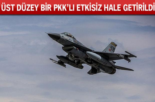 PKK hedeflerine operasyon!
