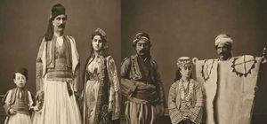 Osmanlı'da kadın kıyafetleri!