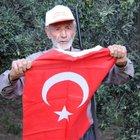 74'lük dede Süleyman Aksu asker olmak istiyor