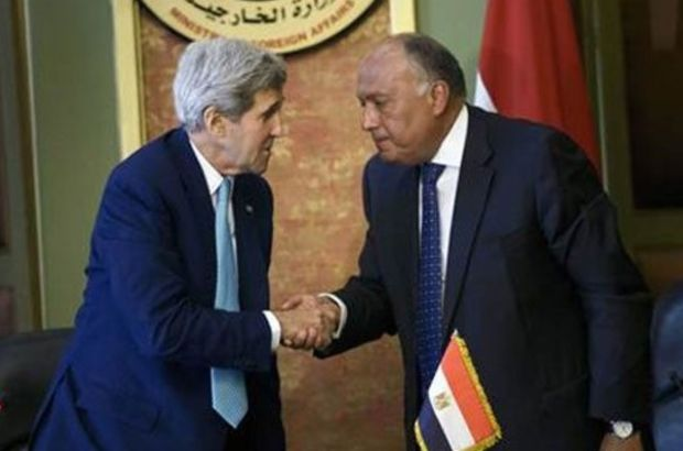 John Kerry: Mısır'a askeri destek devam edecek