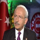 CHP Genel Başkanı Kemal Kılıçdaroğlu  Habertürk'te