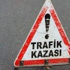 Bursa'da trafik kazası: 1 ölü, 4 yaralı