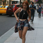 Nilperi Şahinkaya'nın tatil tercihi İstanbul