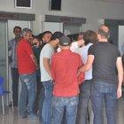 Uyuşturucu operasyonunda gözaltına alınan 22 kişi adliyeye sevk edildi