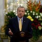 Cumhurbaşkanı Erdoğan'dan başsağlığı telgrafı