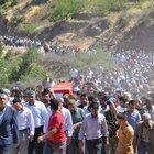 Şehit Mansur Cengiz Siirt'te törenle toprağa verildi