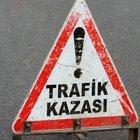 Zonguldak Ereğli'de trafik kazaları: 4 yaralı