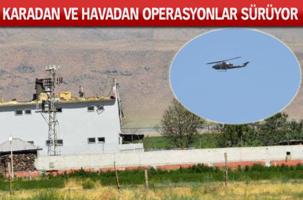 Ağrı'daki jandarma karakoluna intihar saldırısında yeni gelişme!