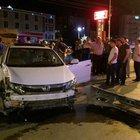 Kastamonu'da alkollü sürücü dehşet saçtı
