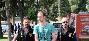 Adana'da Azerbaycan uyruklu şahıs tutuklandı