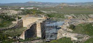 Gordion'da bulunan yeni kral mezarı tarihe ışık tutacak