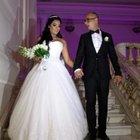 Türk diplomat Mısır güzeli ile evlendi
