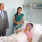 Arslan Kulaksız'ın eşi ameliyat oldu
