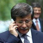 Başbakan Davutoğlu'ndan şehitEr Mat'ın  babasına taziye telefonu