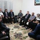 Cumhurbaşkanı Erdoğan şehit Hamza Yıldırım'ın ailesini ziyaret etti