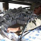 Sarp Sınır Kapısı'nda 22 milyon TL'lik kaçak sigara operasyonu