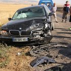 Yozgat'ta trafik kazası: 10 yaralı