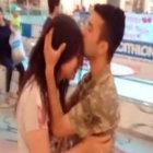 Romantik dolandırıcı, astsubay üniformasıyla evlenme teklifi ettiği kızı dolandırdı