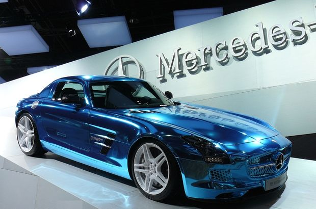 Mercedes satışları rekor kırdı