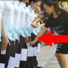 Çin rehberlerinin zorlu eğitimi!