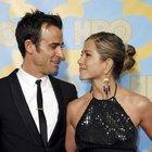 Jeninfer Aniston ile Justin Theroux evlendi