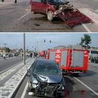 Düzce'de trafik kazaları: 7 yaralı