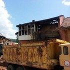Ahşap ev yandı, uyuyan çocuk öldü