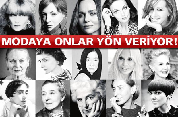 İz bırakan 15 kadın!