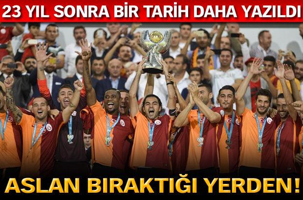 Galatasaray-Bursaspor
