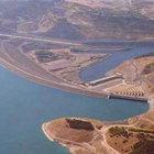 Silvan Barajı'nda inşaat durdu