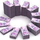 Bankalardaki tasarruf mevduatı 661 milyar lirayı aştı