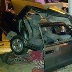 Isparta'da otomobil yayalara çarptı: 5 ölü