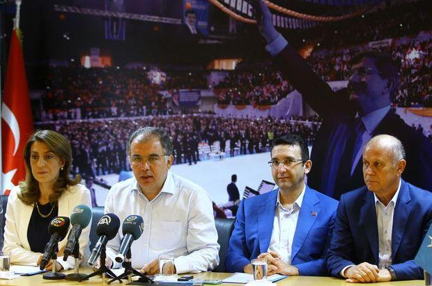 AK Partili vekillerden  HDP ve CHP'ye sert eleştiri