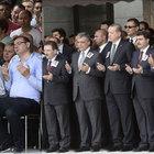 Şehit Beyazıt Çeken'in cenazesine Cumhurbaşkanı Erdoğan da katıldı