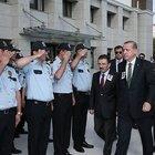 Cumhurbaşkanı Erdoğan İstanbul Emniyet Müdürlüğünü ziyaret etti