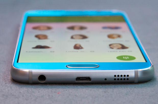 Samsung Galaxy S7, Galaxy Alpha çıktı