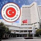 Dışişleri Bakanlığı: Türkiye'de e-Vize ile yasa dışı kalma sorunu yaşanmadı