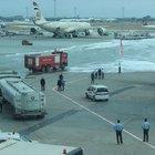 Atatürk Havalimanı son anda faciadan kurtuldu