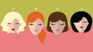 Saç renginiz karakterinizi ele veriyor!