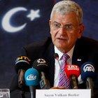 Volkan Bozkır: Hiç bir parti milletten aldığı gücü terör lehine kullanamaz