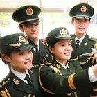 Çin Ordusu'nun en güzelleri